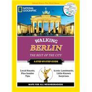 National Geographic Walking Berlin by Sullivan, Paul, 9781426214714