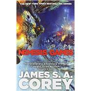 Nemesis Games by Corey, James S. A., 9780316334716