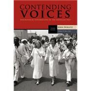 Contending Voices, Volume II: Since 1865 by Hollitz, John, 9780495904717