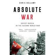 Absolute War by BELLAMY, CHRIS, 9780375724718