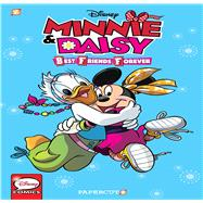 Disney Graphic Novels #3: Minnie and Daisy BFF by Disney, 9781629914718