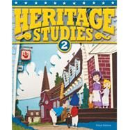 Heritage Studies 2 Student Text (3rd ed.) by BJU Press, 9781606824719