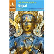 The Rough Guide to Nepal by Meghji, Shafik; Young, Charles, 9780241184721