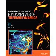 Fundamentals of Thermodynamics by Borgnakke, Claus; Sonntag, Richard E., 9781118874721