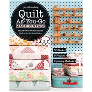 Quilt As-you-go Made Vintage by Brandvig, Jera, 9781617454721