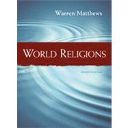 World Religions by Matthews, Warren, 9781111834722