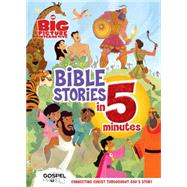 The Big Picture Interactive Bible Stories in 5 Minutes, Padded Cover Connecting Christ Throughout God's Story by Unknown, 9781433684722