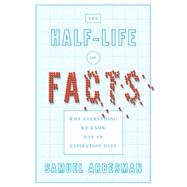 The Half-life of Facts Why Everything We Know Has an Expiration Date by Arbesman, Samuel, 9781591844723