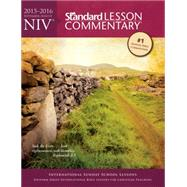Niv Standard Lesson Commentary 2015-2016 by Standard Publishing, 9780784774724