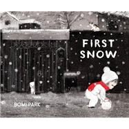 First Snow by Park, Bomi, 9781452154725