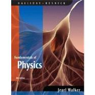 Fundamentals of Physics, 8th Edition by David Halliday (University of Pittsburgh), 9780470044728