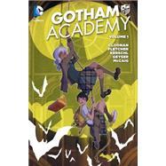 Gotham Academy Vol. 1: Welcome to Gotham Academy (The New 52) by CLOONAN, BECKYFLETCHER, BRENDEN, 9781401254728