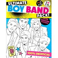 Ultimate Boy Band Pack: Colour in One Direction/Colour in 5SOS! by Simon & Schuster UK, 9781471124730