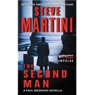 The Second Man by Martini, Steve, 9780062414731