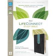 Lifeconnect Study Bible by Cordeiro, Wayne; Groeschel, Craig, 9780310444732