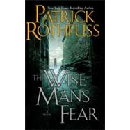 The Wise Man's Fear by Rothfuss, Patrick, 9780756404734
