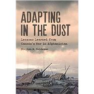 Adapting in the Dust by Saideman, Stephen M., 9781442614734