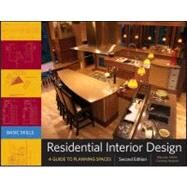 Residential Interior Design: A Guide To Planning Spaces, 2nd Edition by Mitton, Maureen; Nystuen, Courtney, 9780470584736