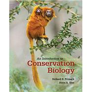 An Introduction to Conservation Biology by Primack, Richard B., 9781605354736