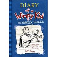 Diary of a Wimpy Kid # 2 - Rodrick Rules 9780810994737N