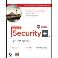 CompTIA Security+ Study Guide Authorized Courseware Exam SY0-301 by Dulaney, Emmett, 9781118014738