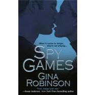 Spy Games by Robinson, Gina, 9781420104738