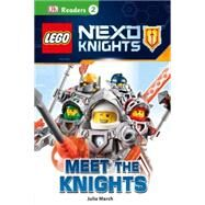 Meet the Knights by March, Julia, 9781465444738