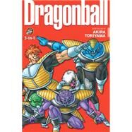 Dragon Ball (3-in-1 Edition), Vol. 8 Includes Volumes 22, 23 & 24 by Toriyama, Akira, 9781421564739