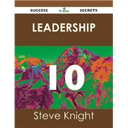Leadership 10 Success Secrets by Knight, Steve, 9781488514739