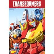 Transformers by Roberts, James; Barber, John; Matere, Marcelo; Roche, Nick; Milne, Alex, 9781631404740
