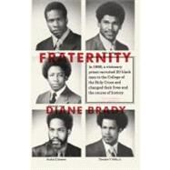 Fraternity by BRADY, DIANE, 9780385524742
