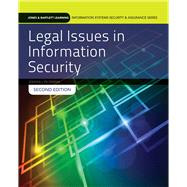 Legal Issues in Information Security by Grama, Joanna Lyn, 9781284054743