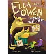 The Great Troll Quest by Kent, Jaden; Bodnaruk, Iryna, 9781499804744