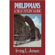 Philippians- Jensen Bible Self Study Guide by Jensen, Irving L., 9780802444745