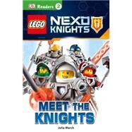 Meet the Knights by March, Julia, 9781465444745
