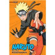 Naruto (3-in-1 Edition), Vol. 10 Includes Vols. 28, 29 & 30 by Kishimoto, Masashi, 9781421564746