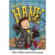 Fake Snakes and Weird Wizards #4 by Winkler, Henry; Oliver, Lin; Garrett, Scott, 9780448484747