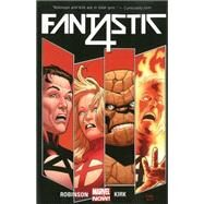 Fantastic Four Volume 1 by Robinson, James; Kirk, Leonard, 9780785154747