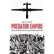 Predator Empire by Shaw, Ian G. R., 9780816694747