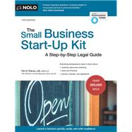 The Small Business Start-up Kit by Pakroo, Peri, 9781413324747