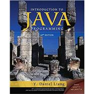 Introduction to Java Programming, AP Version by Liang, Y. Daniel, 9780134304748