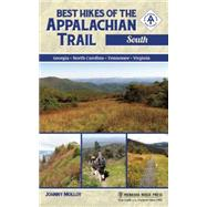Best Hikes of the Appalachian Trail: South by Molloy, Johnny, 9780897324748