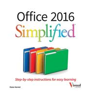 Office 2016 Simplified by Marmel, Elaine, 9781119074748