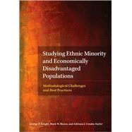 Studying Ethnic Minority and Economically Disadvantaged Populations: Methodological Challenges and Best Practices by Knight, George P., 9781433804748