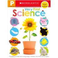 Get Ready for Pre-K Skills Workbook: Very First Science (Scholastic Early Learners) by Scholastic, 9781338304749