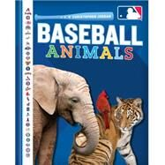 Baseball Animals by Jordan, Christopher, 9781770494749