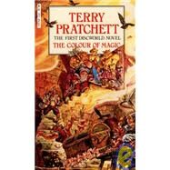 The Colour of Magic by Pratchett, Terry, 9780552124751