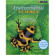 High School Environmental Science by Jay Withgott, 9780133724752