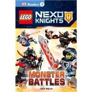 Monster Battles by March, Julia, 9781465444752