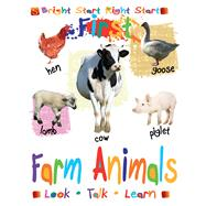 First Farm Animals by Walker, Rob, 9781910184752